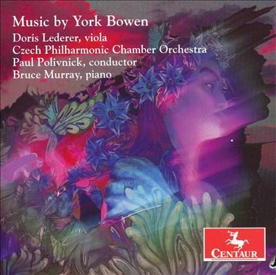 Music by York Bowen