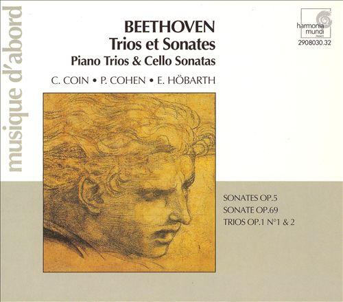 Beethoven: Trios & Sonatas