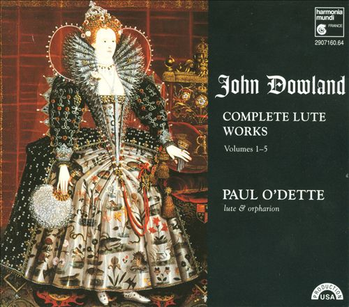 John Dowland: Complete Lute Works, Vol. 1-5