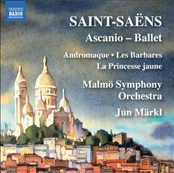 Saint-Saëns: Ascanio - Ballet