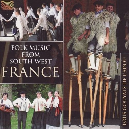 Folk Music From South-West France