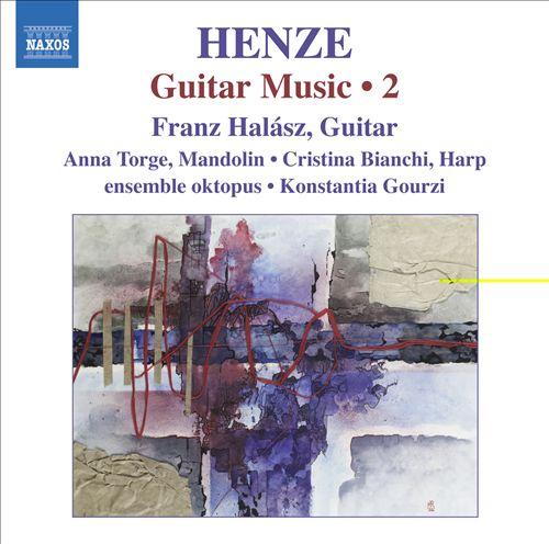 Henze: Guitar Music, Vol. 2