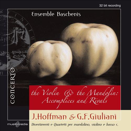 The Violin & the Mandolin: Accomplices and Rivals, Vol. 1