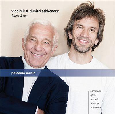 Vladimir Ashkenazy & Dimitri Ashkenazy: Father & Son