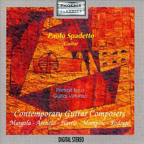 Contempoary Guitar Composers