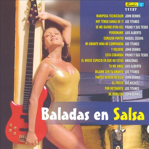 Baladas en Salsa [Discos Fuentes]