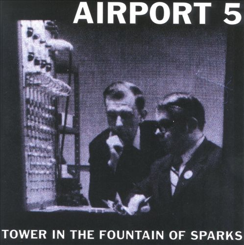 Tower in the Fountain of Sparks