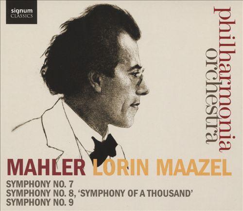 Mahler: Symphonies Nos. 7, 8
