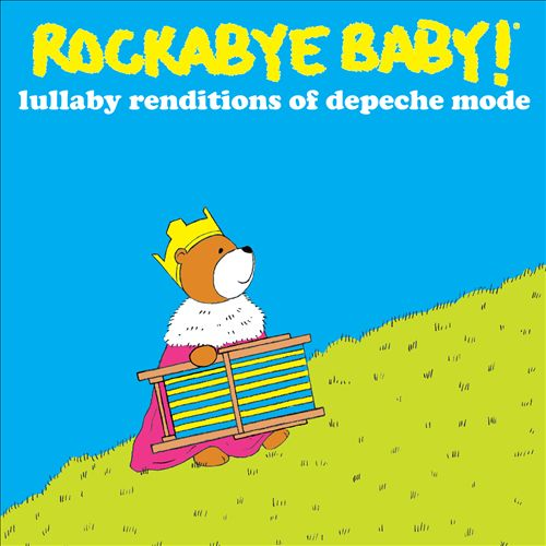Lullaby Renditions of Depeche Mode