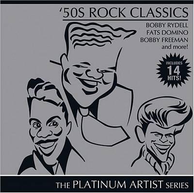 50s Rock Classics: Platinum Artist Series