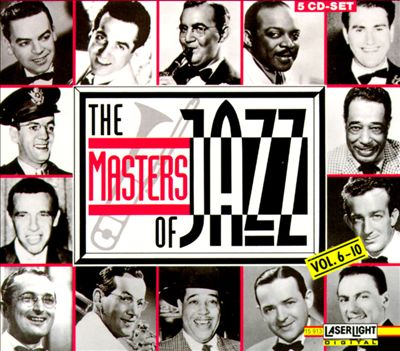 Masters of Jazz, Vols. 6-10