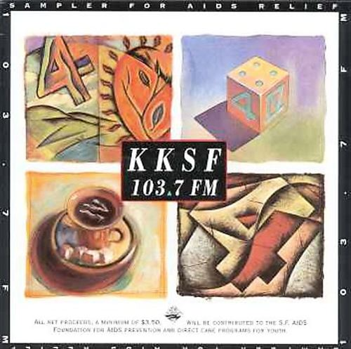 KKSF 103.7 FM Sampler for AIDS Relief, Vol. 4