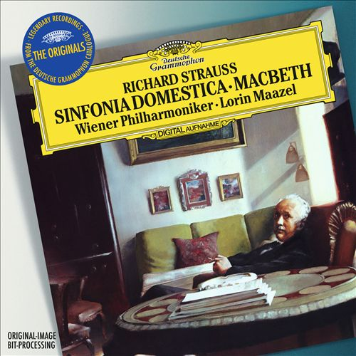 Richard Strauss: Sinfonia domestica; Macbeth