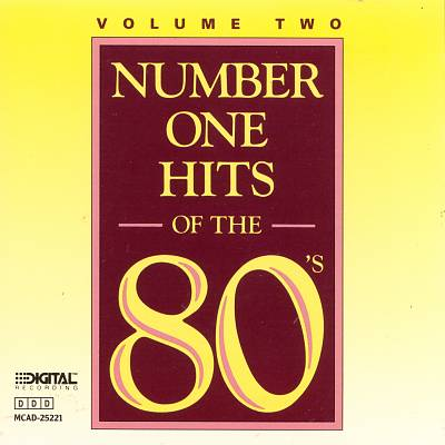 Number One Hits of the 80's, Vol. 2