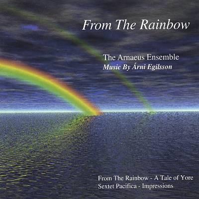 From the Rainbow: Music by Árni Egilsson
