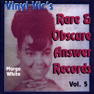 Vinyl Vic's Rare & Obscure Answer Records, Vol. 5