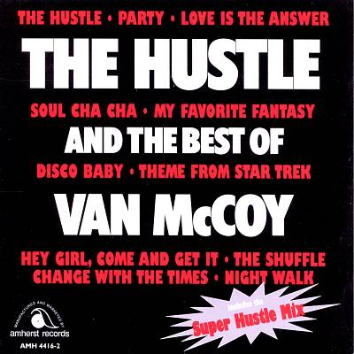 The Hustle and the Best of Van McCoy