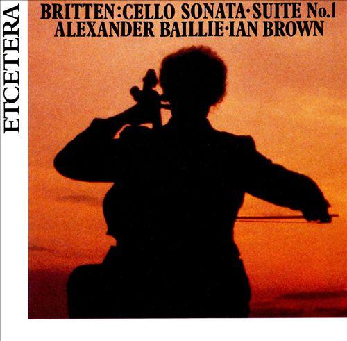 Britten: Cello Sonata/Cello Suite