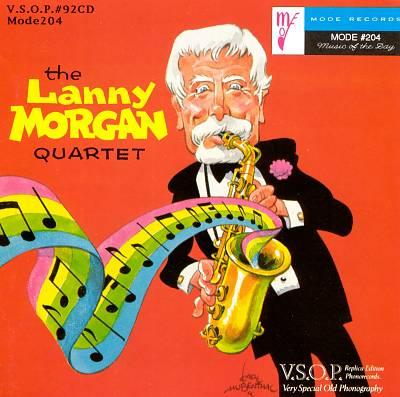 The Lanny Morgan Quartet