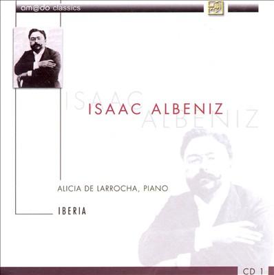 Isaac Albeniz: Iberia