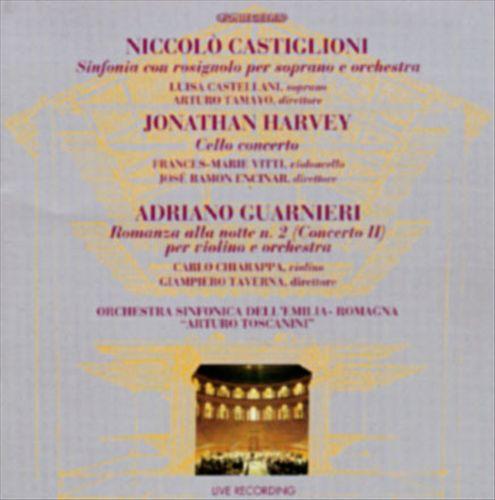 Castiglioni: Sinfonia Con Rosignolo