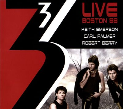 Live in Boston, 1988