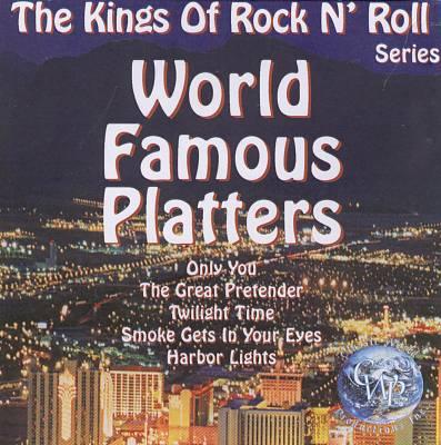 World Famous Platters: Kings of Rock N Roll Series