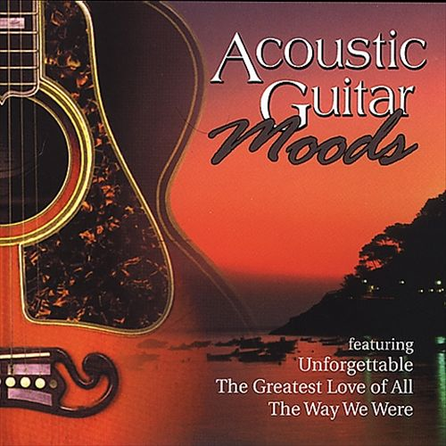 Acoustic Guitar Moods [Columbia River]