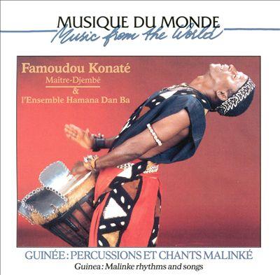 Guinea: Malinke Rhythms & Songs
