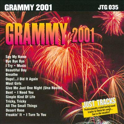 Karaoke: Grammy 2001 - Just Tracks