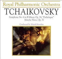 Tchaikovsky: Symphony No.6; Marche Slave