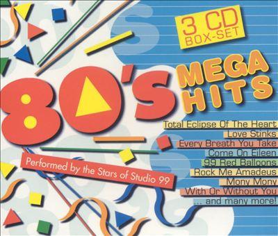 80's Mega Hits