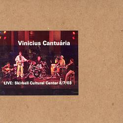 Live: Skirball Cultural Center 8/7/03