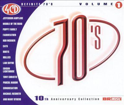 Definitive 70's, Vol. 1