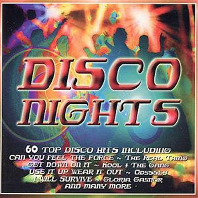 Disco Nights [Chakras Dream]