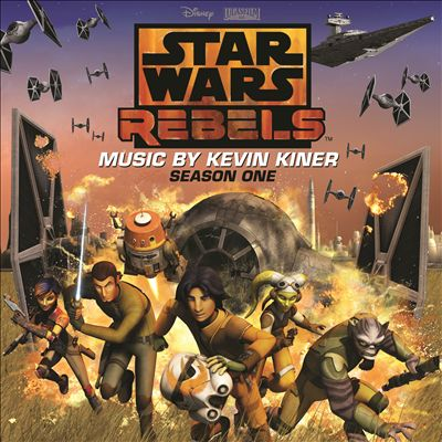 Star Wars Rebels: Season One [Original Soundtrack]