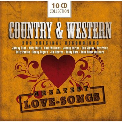 Country & Western: Greatest Love Songs