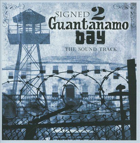 Signed 2 Guantanamo Bay