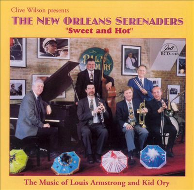 Sweet and Hot: The Music of Louis Armstrong and Kid Ory