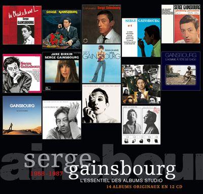 L' Essentiel Des Albums Studio