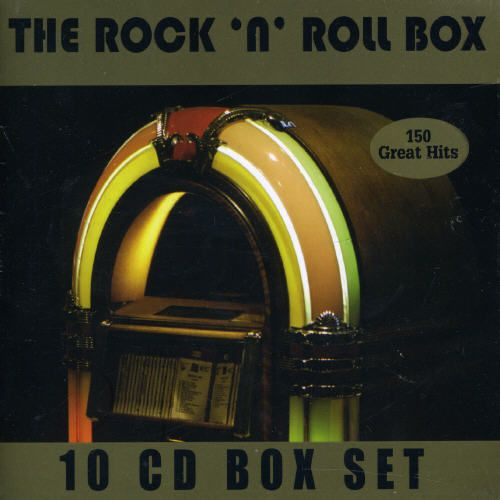 Rock N Roll Box [Pel] [10 Disc]