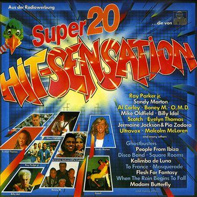 Super 20 Hit-Sensation