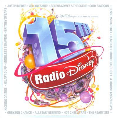 Radio Disney Jams: 15th B-Day Edition