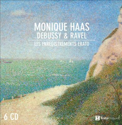 Monique Haas Plays Debussy & Ravel [Box Set]