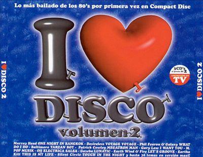 I Love Disco, Vol. 2