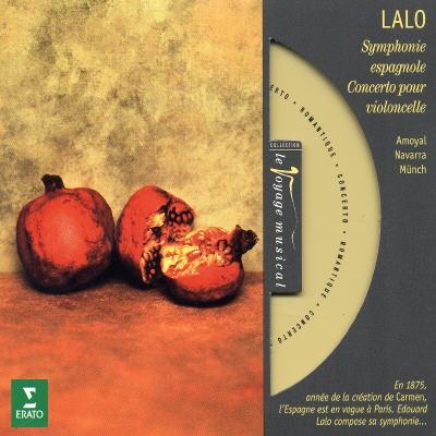 Lalo: Symphonie espagnole; Concerto pour violoncelle
