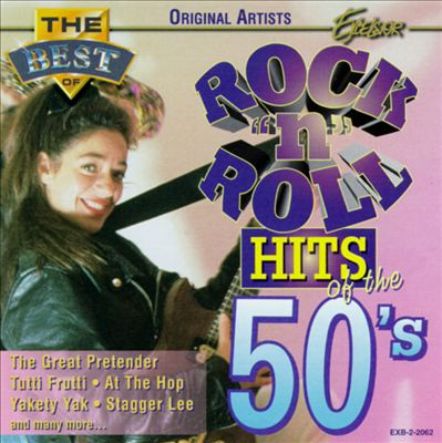 The Best of Rock 'N' Roll Hits of the 50's