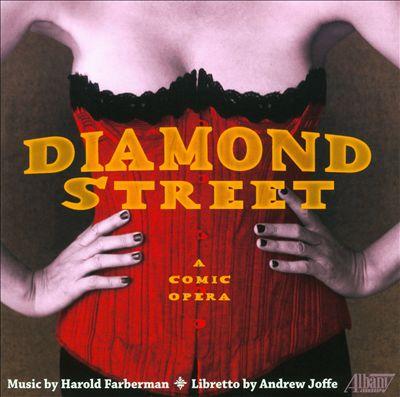 Harold Farberman: Diamond Street