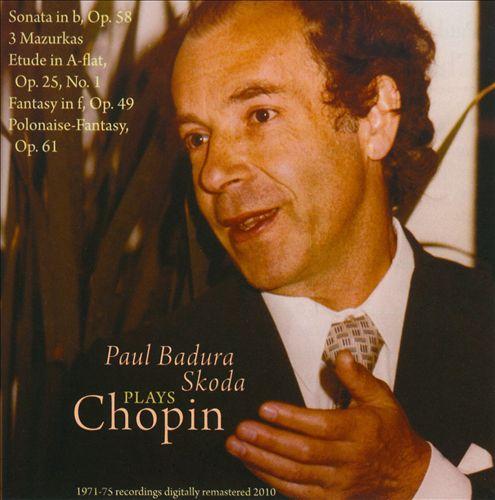 Paul Badura-Skoda plays Chopin