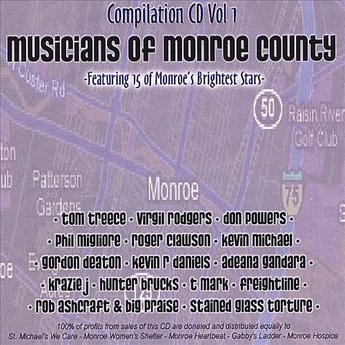 Musicians of Monroe County Compilation, Vol. 1